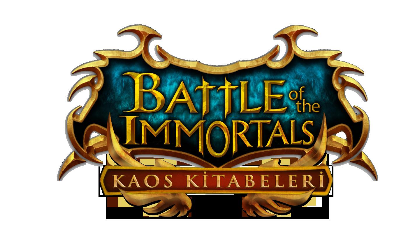 Battle of the Immortals Resmi Sitesi Yayında!