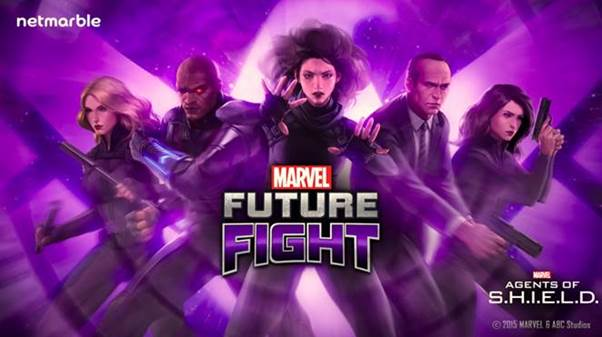 MARVEL Future Fight, Recruits Marvel's Agents of S H I E L D  in
