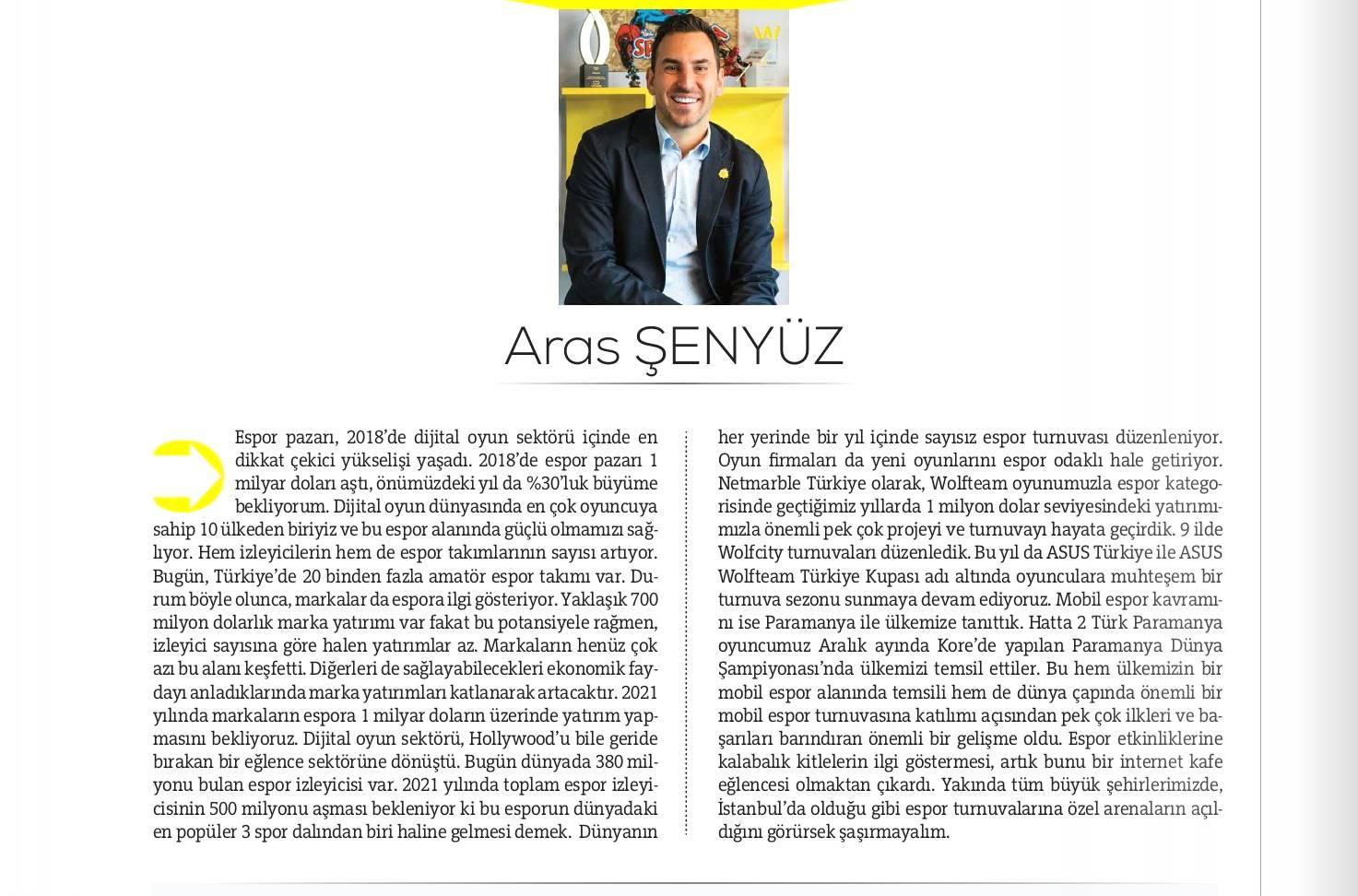 M.I.C.E. Dergisi
