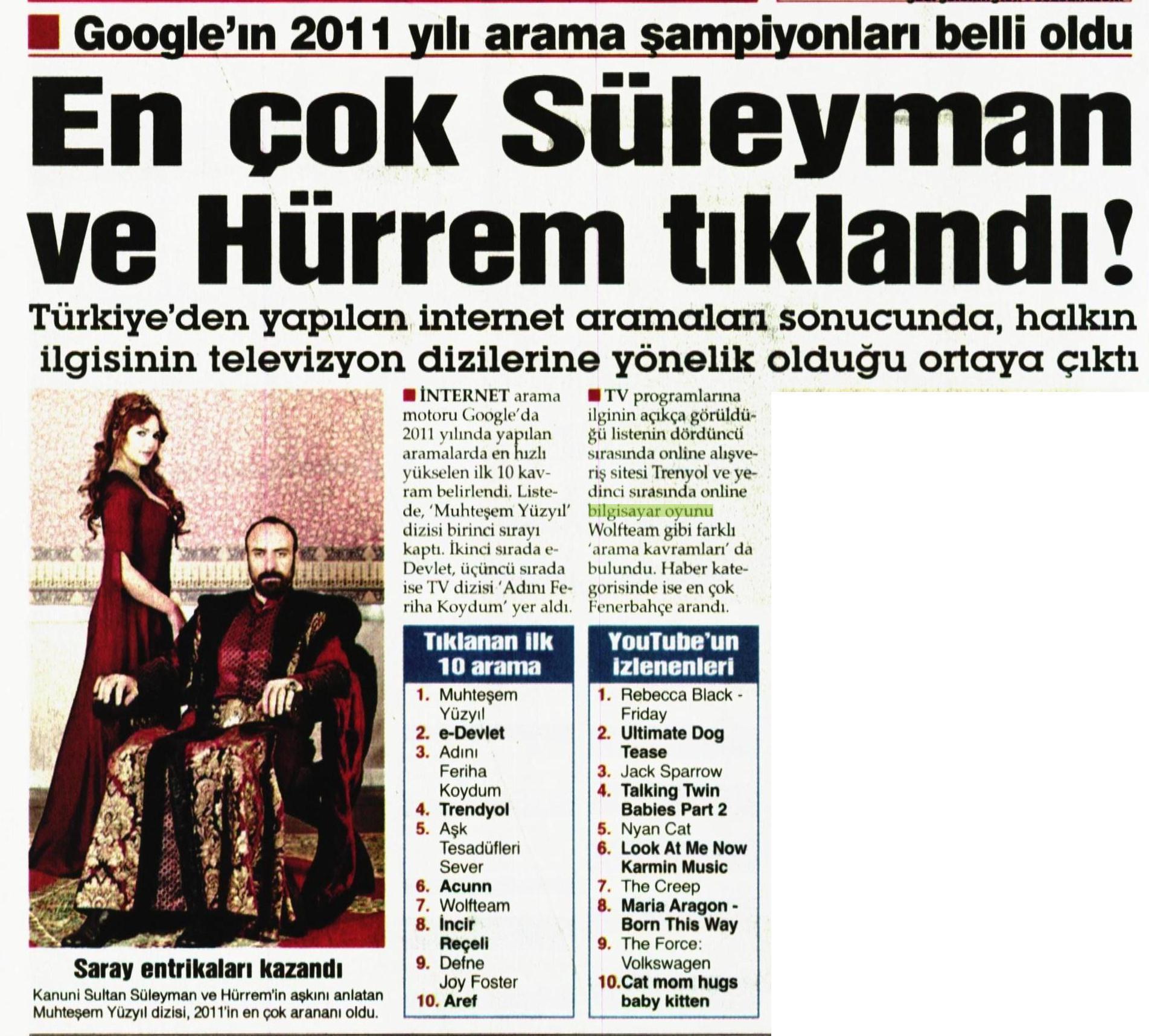 Netmarble-Turkey-Basin-Yansimasi-Sozcu-Gazetesi-22-Aralik-2011