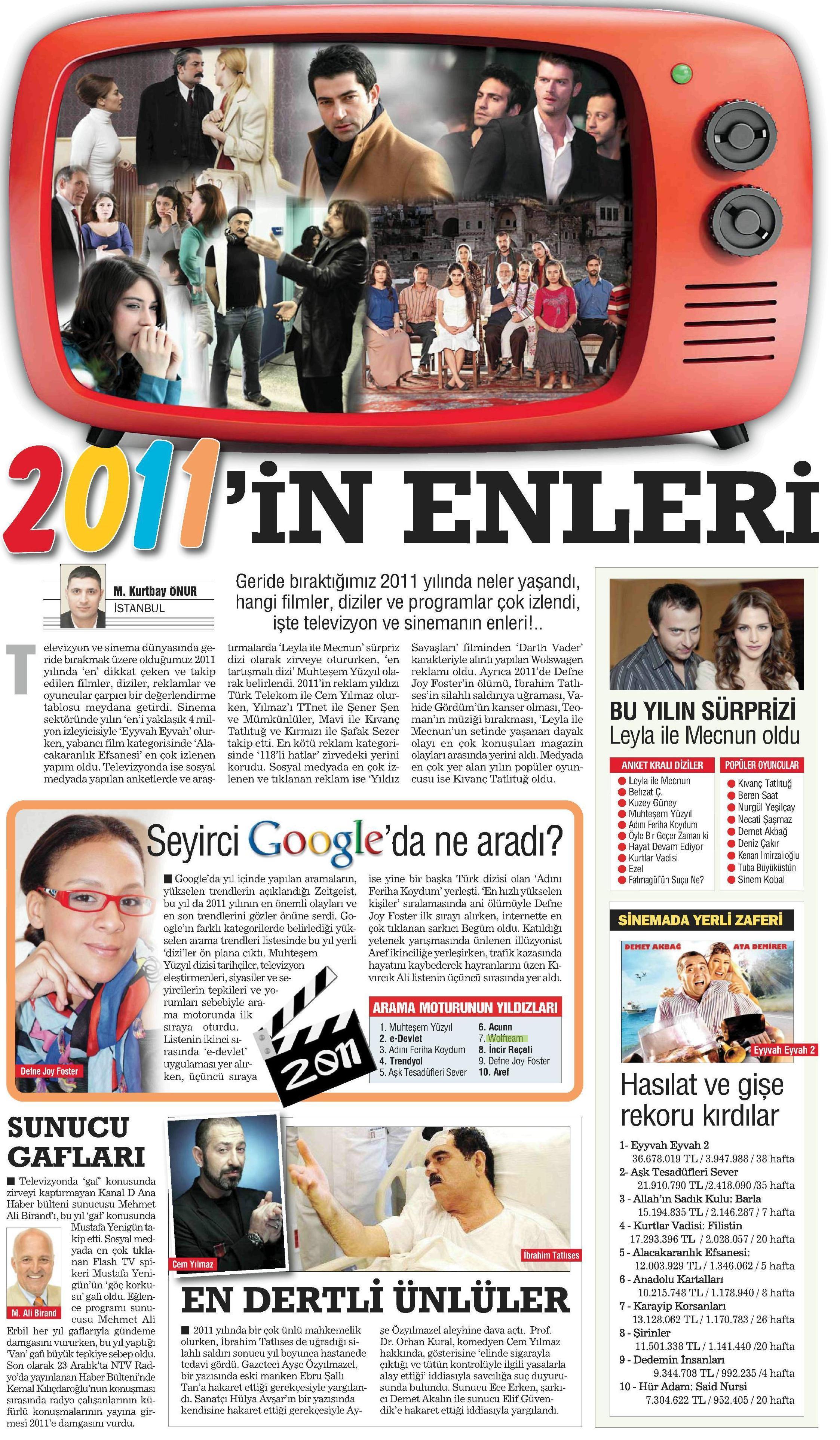 Netmarble-Turkey-Basin-Yansimasi-Turkiye-Gazetesi-29-Aralik-2011