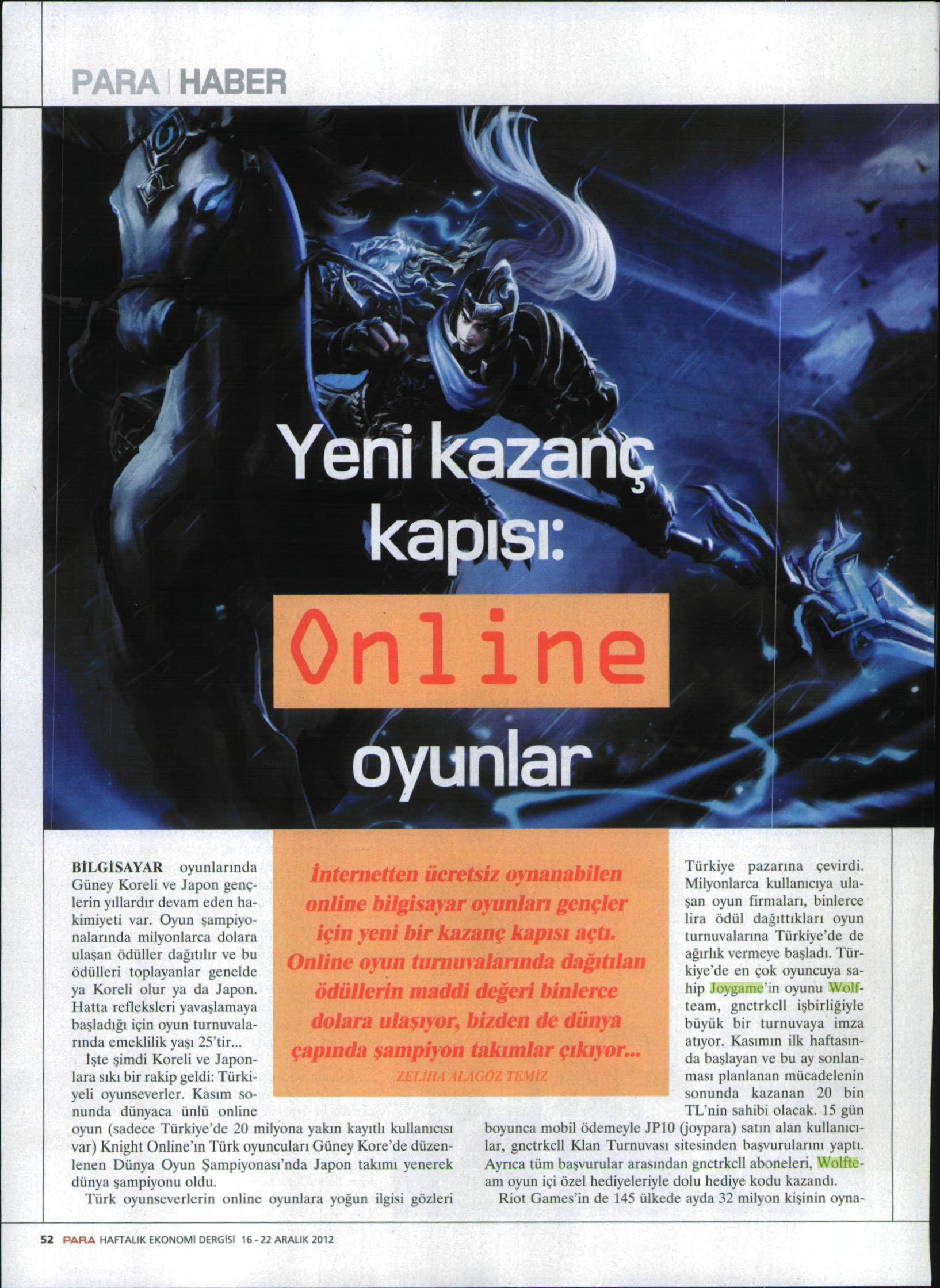 Netmarble-Turkey-Para-Dergi-16-Aralik-2012-Sayfa-52-1