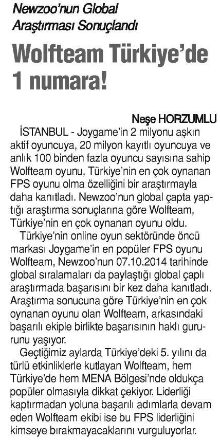 Netmarble-Turkey-Son-An-Gazetesi-Sayfa-4-11.11.14