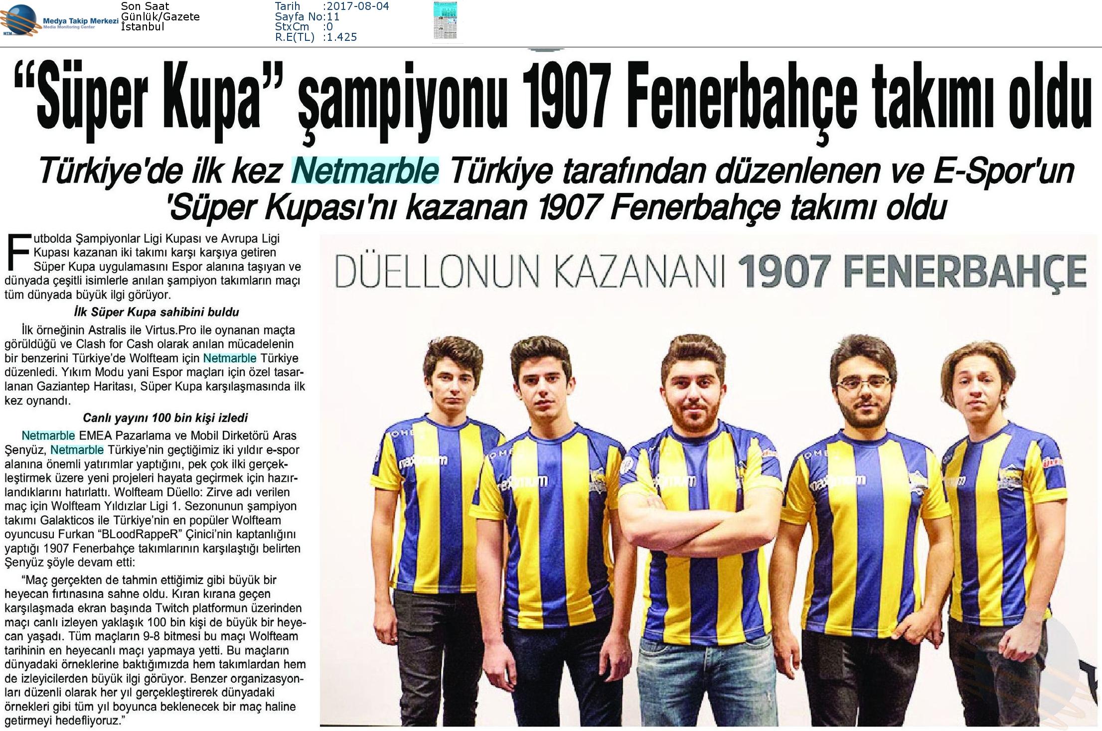Son_Saat-SÜPER_KUPA_ŞAMPİYONU_1907_FENERBAHÇE_TAKIMI_OLDU-04.08.2017