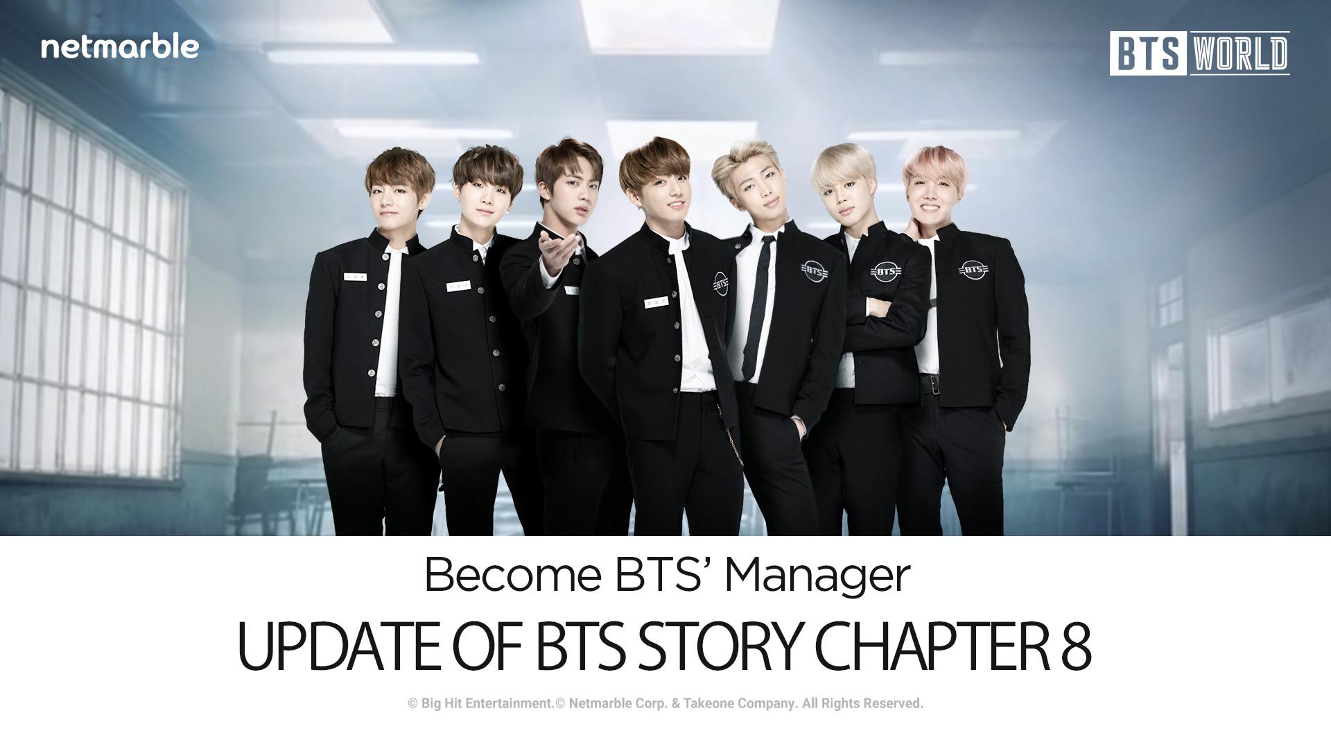 BTS World Yeni Güncellemesi Şimdi Oyunda!