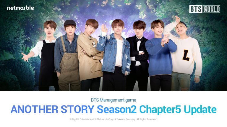 BTS WORLD DECEMBER UPDATE BRINGS A NEW, ADVENTUROUS CHAPTER TO THE GAME