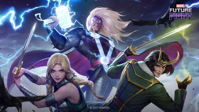THOR, YILDIRIM ELÇİSİ, NETMARBLE'IN EPİK AKSİYON-RPG OYUNU MARVEL FUTURE FIGHT'A ASGARD BÜYÜKLÜĞÜNDE GÜNCELLEME İLE GELİYOR