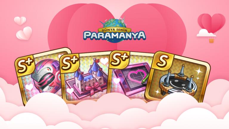 Paramanya'da Sevgililer Günü Etkinlikleri Başlıyor